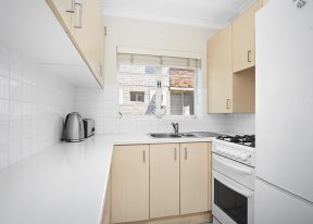 Resized kitchen
